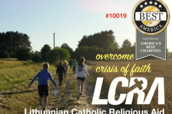 Lithuanian Catholic Religious Aid Video