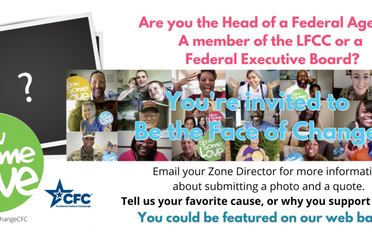 Are you the head of a federal agency?